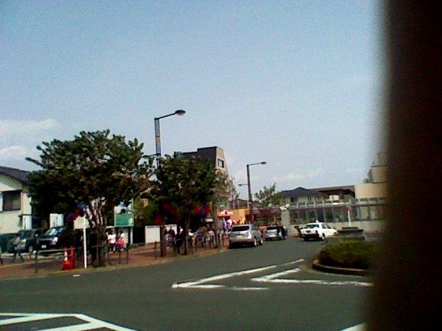 飛田級駅前